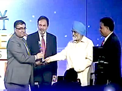 Video : Business Leadership Awards 2012: Uncovering the biggest thinkers of India Inc