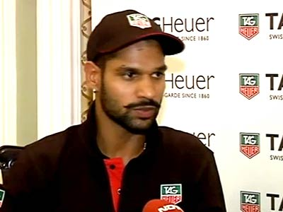 Video : I will be back in action pretty soon: Shikhar Dhawan to NDTV