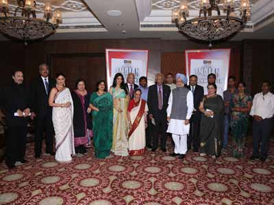 Video : NDTV Indian of the Year Awards 2012