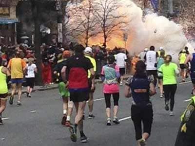 Video : बोस्टन धमाके के संदिग्ध की पहचान : सूत्र