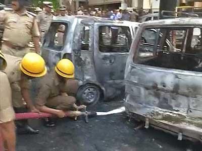 Video : Bangalore blast: BJP was target says Karnataka deputy chief minister R Ashoka