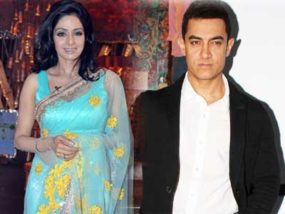 Aamir on Time's 100 Most Influential list, Sridevi, Gauri Shinde come together once again