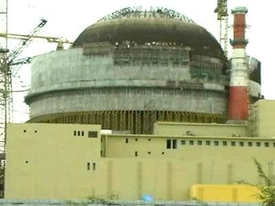 Video : Faulty valves found in Kudankulam N-plant