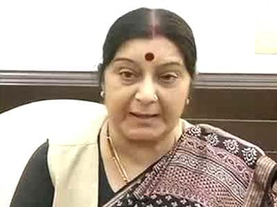 Video : Those who rape minors must get death penalty: Sushma Swaraj