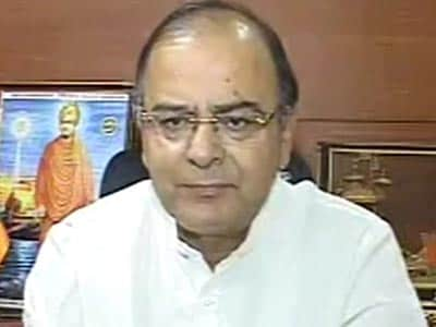 Video : BJP will bring out the truth, says Arun Jaitley on coal scam