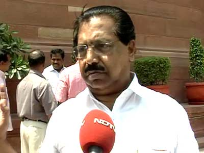 Video : NDTV exclusive: Raja would be happiest person if he read 2G report, says PC Chacko