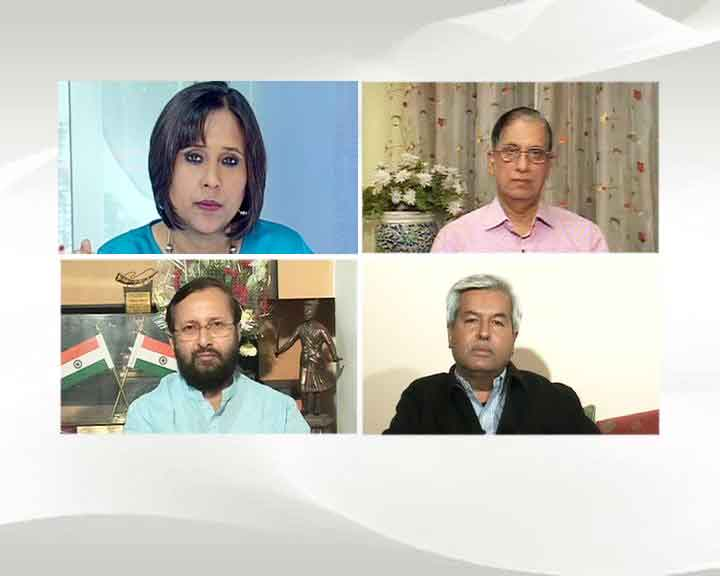 Video : Coal row now beyond the Law Minister?