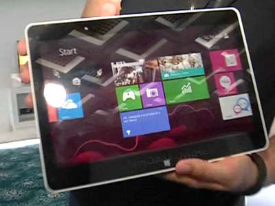 Video : LG Tab-Book (H160) first impressions