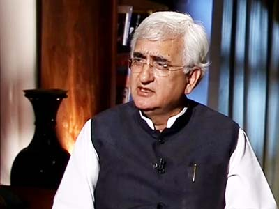 Video : India-China stand-off: Not here to satisfy people's jingoism, Salman Khurshid tells NDTV