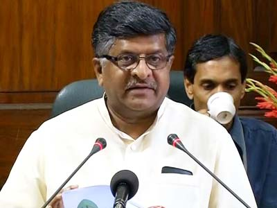 Video : 'Why hasn't the Law Minister quit yet?' BJP's Ravi Shankar Prasad on CBI affidavit