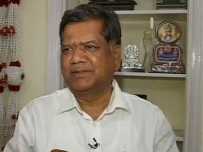Video : Not nervous, says Jagadish Shettar ahead of Karnataka results