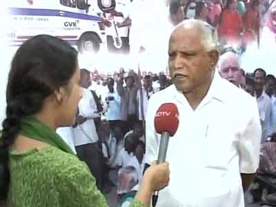 Video : Will not go back to the BJP: Yeddyurappa