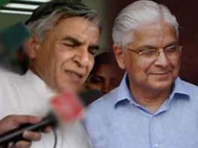 Video : Railway Minister Pawan Bansal, Law Minister Ashwani Kumar dropped from the Cabinet