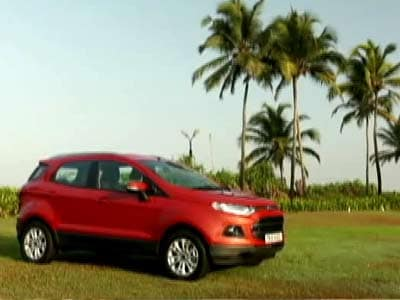 Video : Ford Ecosport driven!