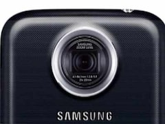 Samsung reportedly working on Galaxy S4 Zoom