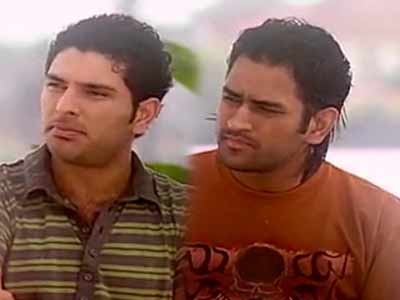 Video : India Questions Mahi and Yuvi (Aired: October 2007)