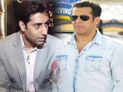 Video : Salman's Mental exercise still on; Will perform at IIFA: Abhishek Bachchan