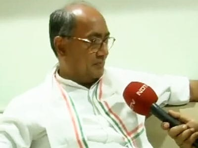 Video : Digvijaya Singh takes a dig at Supreme Court, says its monitoring of cases affects functioning of lower courts