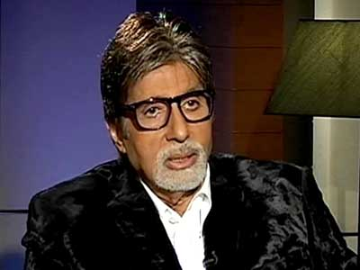 Big B on shooting for The Great Gatsby and playing a Jewish don