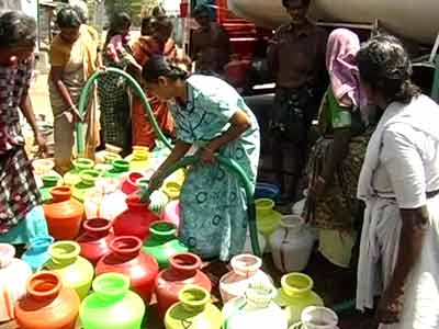 Video : Amid drought, a reality check in God's own country