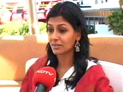 Video : Indian films should be contextual to make a mark on world cinema: Nandita Das