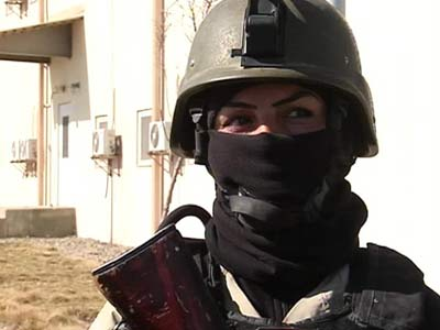 Video : Women on Afghan frontlines to fight Taliban