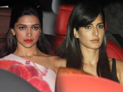 SRK absent, ladies' night at Karan Johar's birthday bash