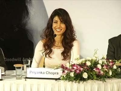 Video : Priyanka offended by Mallika's comment on India