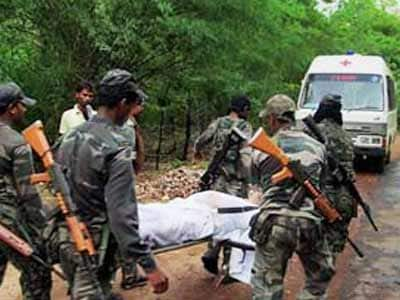 Video : Chhattisgarh Naxal attack: over 25 kg explosives were used, says initial forensic report