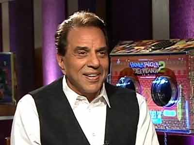 Success made me humble: Dharmendra