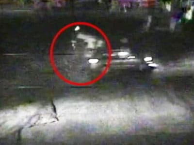 Video : Bangalore teen killed in hit-and-run; CCTV shows speeding Audi