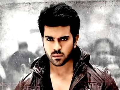 Video : A biscuit named Ram Charan Teja