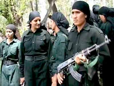 Video : जम्मू-कश्मीर की महिला कमांडो का पहला जत्था तैयार