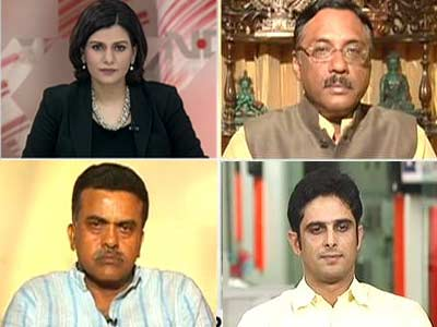 Video : The Congress votes for Nitish Kumar in the confidence vote; is a new alliance brewing?