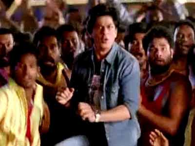 SRK's One Two Three Four from Chennai Express