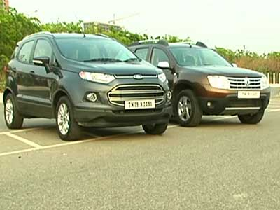 Video : Ford EcoSport diesel and its contenders