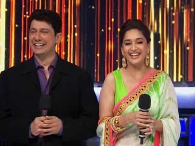 Video : Mr and Mrs Nene at Jhalak Dikhlaa Jaa 6