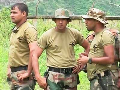 Video : Specially trained Air Force 'Garud' commandos deployed for rescue ops