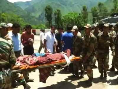 Video : तबाही के पहाड़ : शहीदों को श्रद्धांजलि