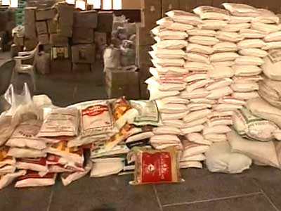 Video : With relief material stuck, the horror continues in Uttarakhand