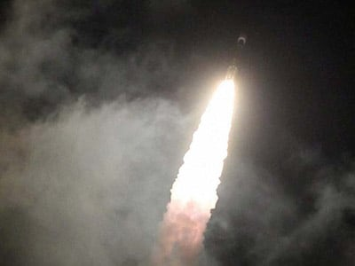 Video : India launches its first navigation satellite