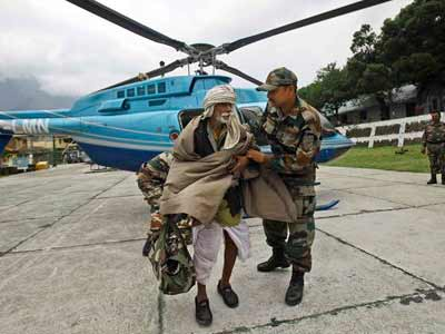 Video : How brave, tireless pilots fought to give Uttarakhand a sheltering sky