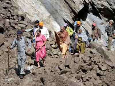 Video : In Uttarakhand evacuations, 'sifaarish' by politicians to jump the line