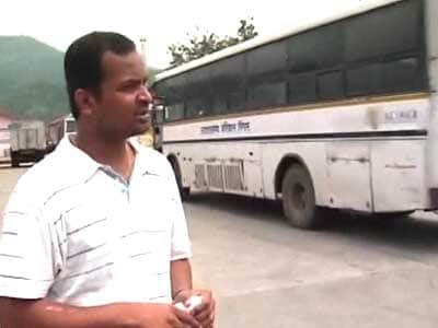 Video : Uttarakhand: At the bus station, a son's endless wait