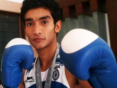 Video : 19-year-old Indian boxer strikes Gold in Asian Championships
