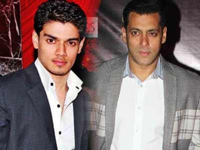 Dabangg Salman launches Suraj Pancholi