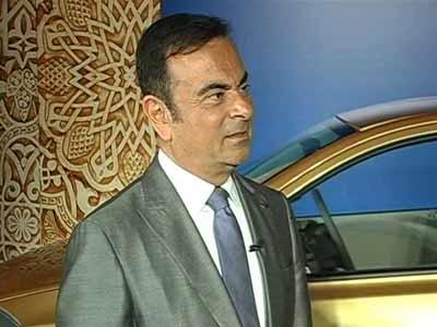 Video : Carlos Ghosn on Go, small-car segment in India