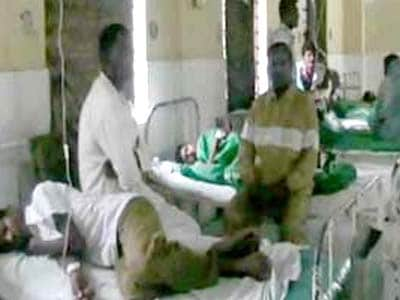 Video : 130 children hospitalised after school administers folic acid, iron tablets