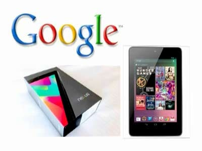 Video : Google unveils the new Nexus 7 tablet and Android 4.3