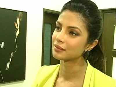 Video : Playing Mary Kom my biggest challenge: Priyanka Chopra
